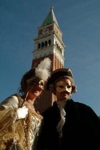 Wedding Venetian Masks