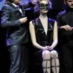 Hooker & Young Leather Mask
