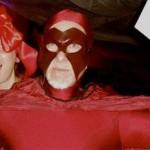 Howard custom leather mask