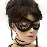 Fantasty Laced Black Mask