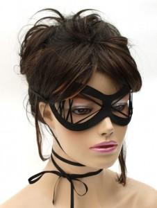 Fantasty Laced Black Mask