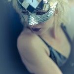 Venetian Mirrored Masquerade Mask