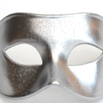 Men's Plain Masquerade Masks