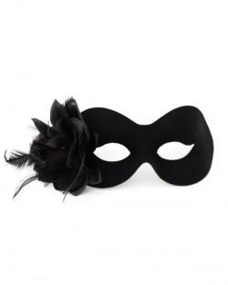 Black Masquerade Mask