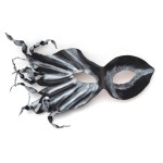 Twisted Leather Mask