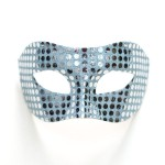 New Men's Mirrored Venetian Masquerade Mask b