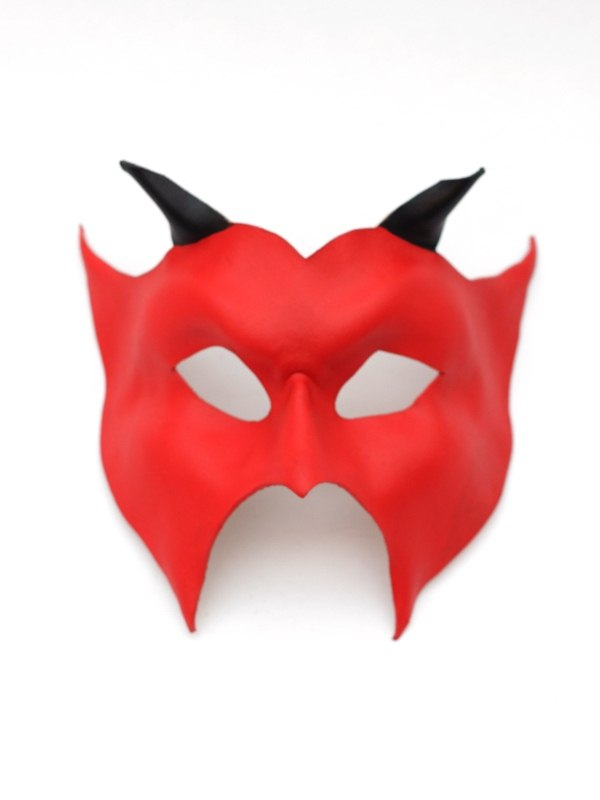 red_devil_leather_mask