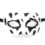 17. Hand painted Dalmation mask