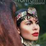 Custom Gypsy Headpiece