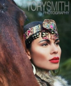 Custom Gypsy Headpiece
