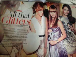 Hello Magazine May 27th 2013.