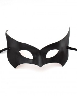 womens sexy erotic leather masquerade eye mask