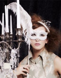 handheld stick mask