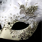 Luxury Jewelled & Embellished Masks