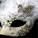Luxury Jewelled & Embellished Masks
