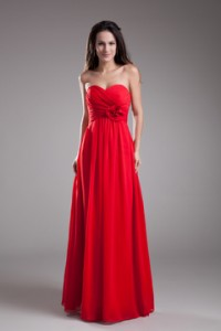 romantic red valentines masked ball gown