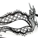 Metal Filigree Laser Cut Masks