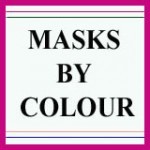 Choose Masks by Feature Colour