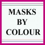 Choose Masks by Feature Colour