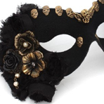 womens handmade unique masquerade eye masks