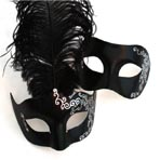 Couple's Masquerade Masks