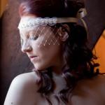 4. Wedding Veil Lace Mask