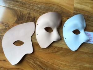 phantom leather mask cutting