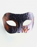 mens animal print mask b