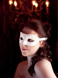homemade masquerade prom mask