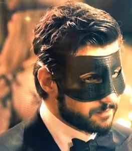 Alik mask MIC season 10 masquerade