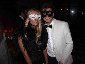 Sam made in chelsea season 10 masquerade mask