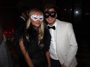 Sam made in chelsea season 10 masquerade mask