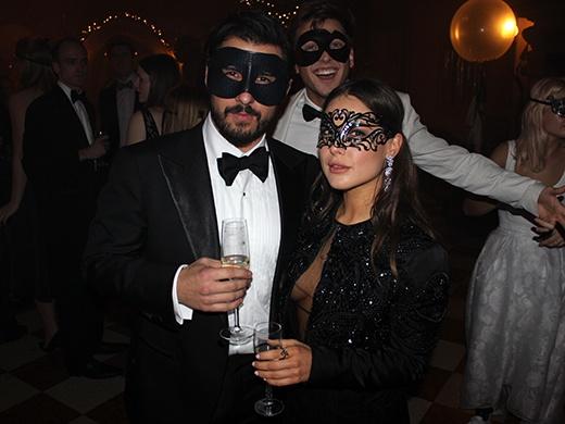 French masquerade couple - 5 5