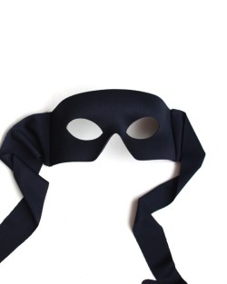 Highway Man Zorro Mask for over glasses