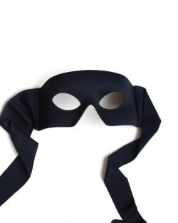 Highway Man Zorro Mask for over glasses
