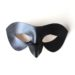 Women's Black Raven Bird Beak Leather Masquerade Masks b
