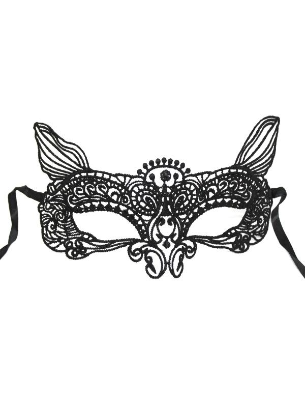 All Halloween Themed Men's & Women's Masked Ball Masquerade Masks