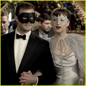 christian grey mask 50 shades darker