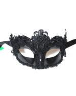 black-burano-venetian-lace-masquerade-mask