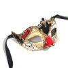 black-red-gold-harlequin-diamond-venetian-masquerade-mask-side