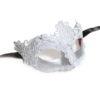 silver-burano-venetian-lace-masquerade-mask-side